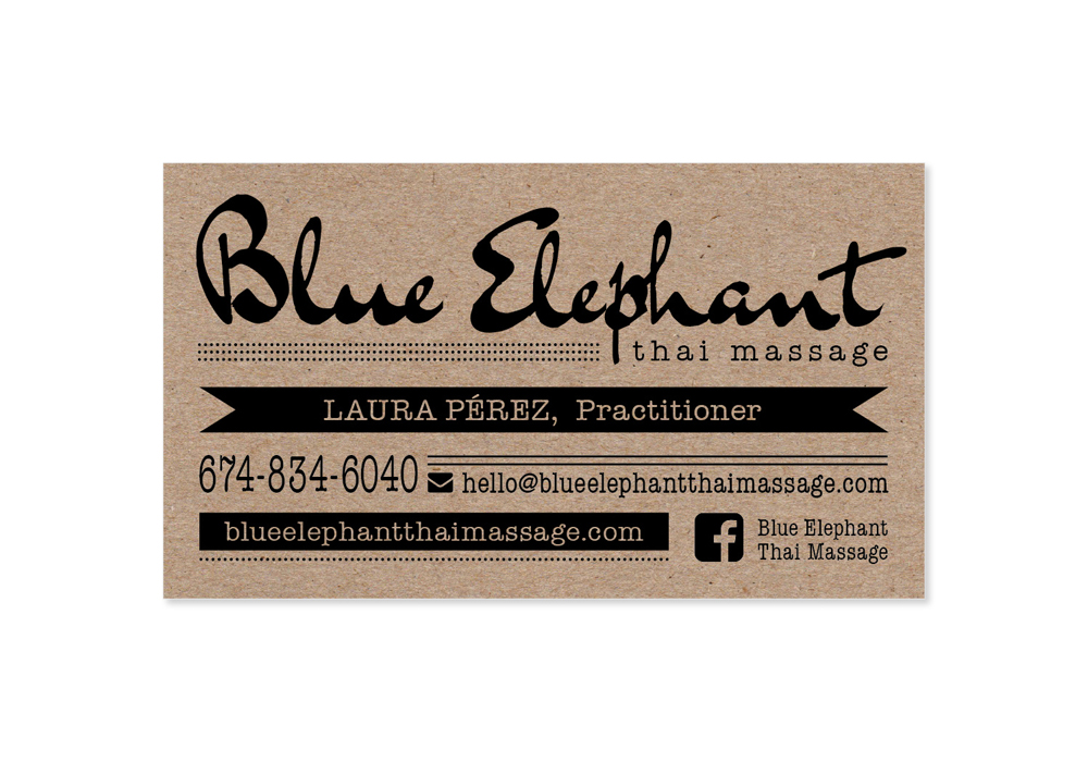 BlueElephantBusinessCard