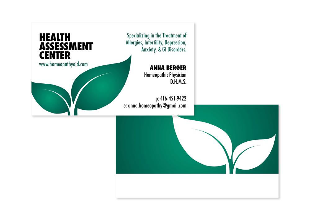 HealthAccessmentCentreCard