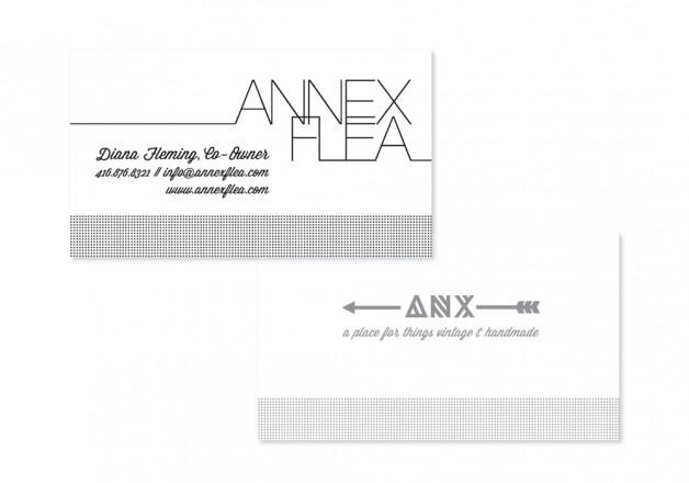 AnnexFleaBusinessCard